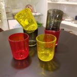 6 Bicchieri Colorati onlylux