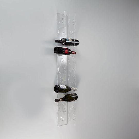 Portabottiglie di vino da muro Vesta
